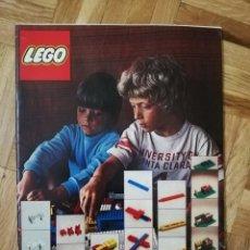 Juguetes antiguos: REVISTA CATÁLOGO IDEAS LEGO 1973. Lote 154299518