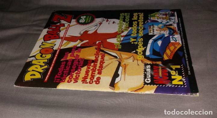 Juguetes antiguos: Revista Hobby Consolas. Guía Nº1 Dragon Ball Z (Super Nintendo y Mega Drive), 1994 - Foto 3 - 155008306