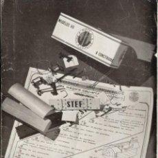 Juguetes antiguos: CATÀLOGO HÜBNER GLEISDREIECK 7/2001 SPUR 1 INFORMATIONS BR 64 KOMMT - EN ALEMÁN. Lote 155735854