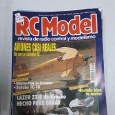 Juguetes antiguos: 12890 - RC MODEL - Nº 127 - AÑO 1991 - REVISTA DE RADIO CONTROL Y MODELISMO. Lote 156484346