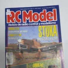 Juguetes antiguos: 12900 - RC MODEL - Nº 114 - AÑO 1990 - REVISTA DE RADIO CONTROL Y MODELISMO. Lote 156485438