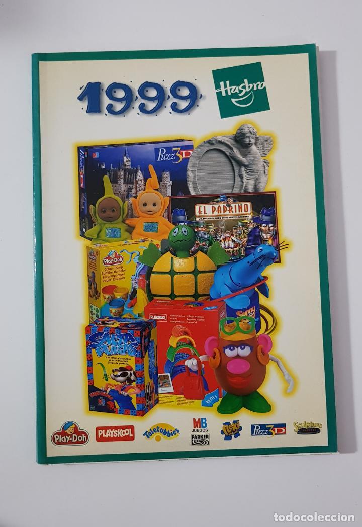 CATÁLOGO JUGUETES - HASBRO 1999 PLAY-DOH PLAYSKOOL MB (Juguetes - Catálogos y Revistas de Juguetes)