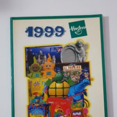 Juguetes antiguos: CATÁLOGO JUGUETES - HASBRO 1999 PLAY-DOH PLAYSKOOL MB. Lote 156767730