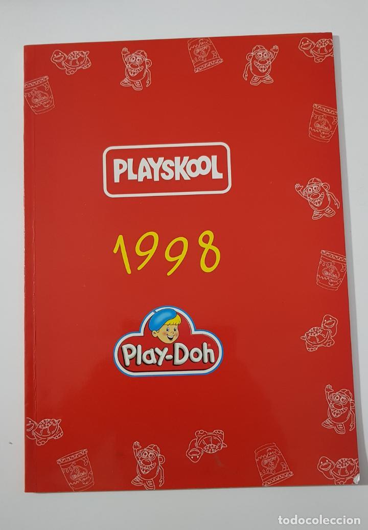 CATÁLOGO JUGUETES - PLAYSKOOL PLAY-DOH 1998 (Juguetes - Catálogos y Revistas de Juguetes)