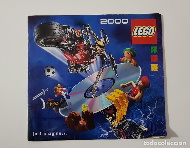 CATÁLOGO JUGUETES - LEGO 2000 STAR WARS CLASSIC + EPISODIO 1 (Juguetes - Catálogos y Revistas de Juguetes)