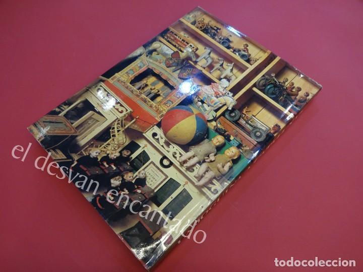 Juguetes antiguos: LA JOGUINA A CATALUNYA. Libro Edicions 62. Muy buen estado - Foto 2 - 157816266
