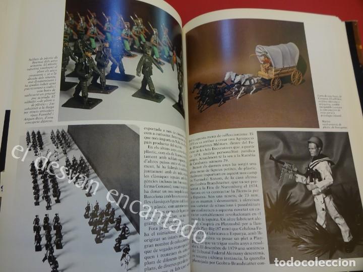 Juguetes antiguos: LA JOGUINA A CATALUNYA. Libro Edicions 62. Muy buen estado - Foto 9 - 157816266