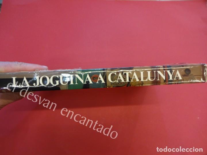 Juguetes antiguos: LA JOGUINA A CATALUNYA. Libro Edicions 62. Muy buen estado - Foto 11 - 157816266