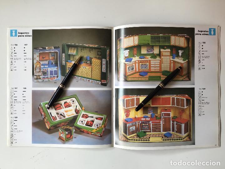 Juguetes antiguos: Rico catalogo juguetes año1983 - Foto 2 - 159972826