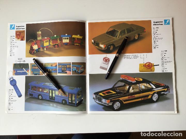 Juguetes antiguos: Rico catalogo juguetes año1983 - Foto 3 - 159972826