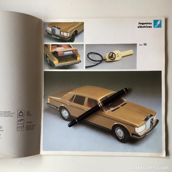 Juguetes antiguos: Rico catalogo juguetes año1983 - Foto 4 - 159972826