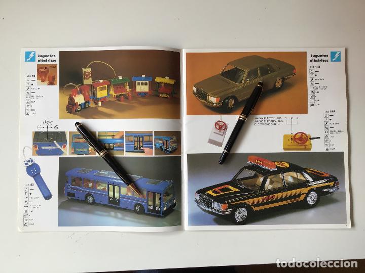 Juguetes antiguos: Rico catalogo juguetes año1983 - Foto 5 - 159972826