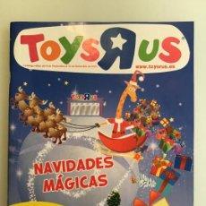 Juguetes antiguos: TOYS R US CATALOGO DE 2010. Lote 160142810