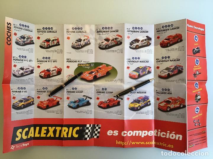 Juguetes antiguos: Scalextric TecniToys catalogo - Foto 2 - 160143026
