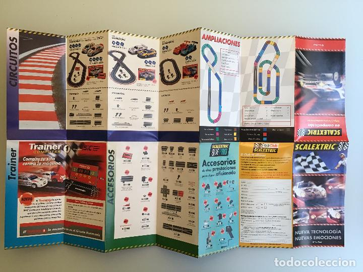 Juguetes antiguos: Scalextric TecniToys catalogo - Foto 3 - 160143026