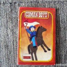 Juguetes antiguos: CATALOGO COMAN BOYS DE COMANSI.. Lote 160173566