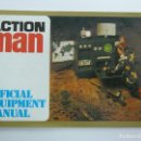 Juguetes antiguos: CATÁLOGO ACTION MAN OFFICAL EQUIPMENT MANUAL. AÑO 2006. Lote 160255942