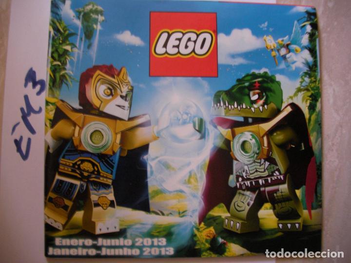 CATALOGO LEGO (Juguetes - Catálogos y Revistas de Juguetes)