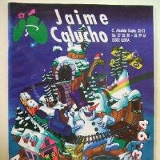 Juguetes antiguos: CATALOGO JUGUETES JAIME CALUCHO NAVIDAD REYES 1993 1994 NADAL REIS LLEIDA LÉRIDA - BARBIE LEGO SEGA. Lote 160507058