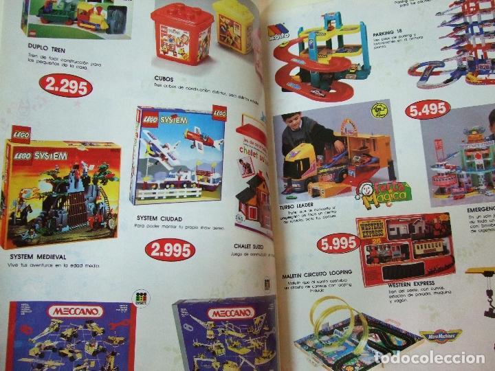 Juguetes antiguos: CATALOGO JUGUETES JAIME CALUCHO NAVIDAD REYES 1993 1994 NADAL REIS LLEIDA LÉRIDA - BARBIE LEGO SEGA - Foto 3 - 160507058