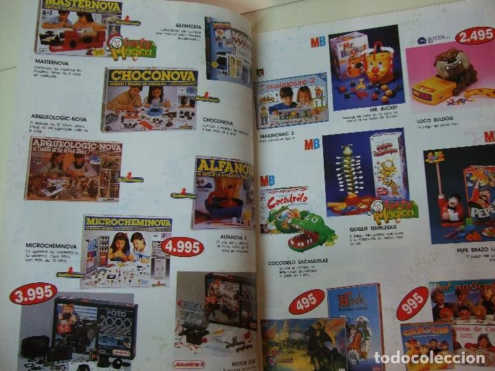 Juguetes antiguos: CATALOGO JUGUETES JAIME CALUCHO NAVIDAD REYES 1993 1994 NADAL REIS LLEIDA LÉRIDA - BARBIE LEGO SEGA - Foto 4 - 160507058