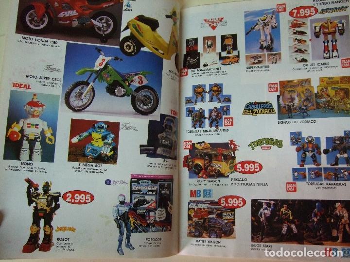 Juguetes antiguos: CATALOGO JUGUETES JAIME CALUCHO NAVIDAD REYES 1993 1994 NADAL REIS LLEIDA LÉRIDA - BARBIE LEGO SEGA - Foto 6 - 160507058
