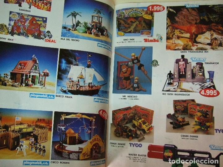 Juguetes antiguos: CATALOGO JUGUETES JAIME CALUCHO NAVIDAD REYES 1993 1994 NADAL REIS LLEIDA LÉRIDA - BARBIE LEGO SEGA - Foto 7 - 160507058