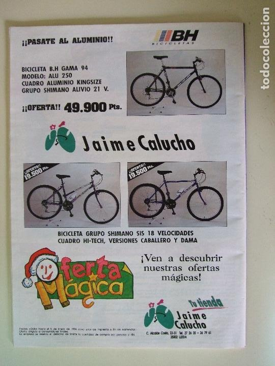 Juguetes antiguos: CATALOGO JUGUETES JAIME CALUCHO NAVIDAD REYES 1993 1994 NADAL REIS LLEIDA LÉRIDA - BARBIE LEGO SEGA - Foto 11 - 160507058