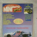 Juguetes antiguos: REVISTA MINI AUTO - Nª15 - 1997 - POSTER CENTRAL. Lote 160967078