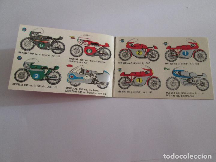 Juguetes antiguos: PROTAR - PEQUEÑO CATALOGO - 12X8 - MOTOS Y COCHES INCLUYE VESPA - 12 PAGINAS - Foto 2 - 163755810