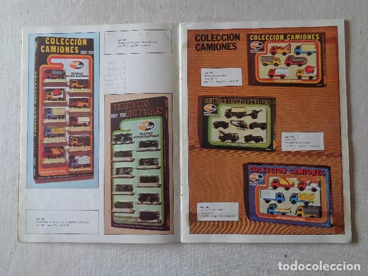 Juguetes antiguos: PLAYME.CATALOGO NOVEDADES 1980 - Foto 3 - 164549366