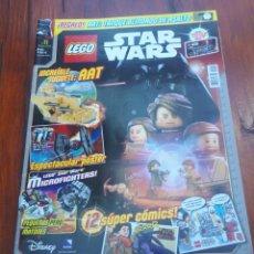 Juguetes antiguos: REVISTA LEGO STAR WARS Nº11 MAYO 2016. Lote 165177482