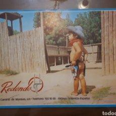 Juguetes antiguos: CATÁLOGO JUGUETES REDONDO.. Lote 166137618