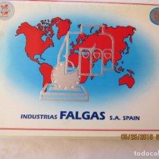 Juguetes antiguos: FALGAS MAQUINAS INFANTILES Y PARQUES DE FALGAS CATALOGO DE JUGUETES MECÁNICOS ATRACCIONES AÑO 91. Lote 167072916