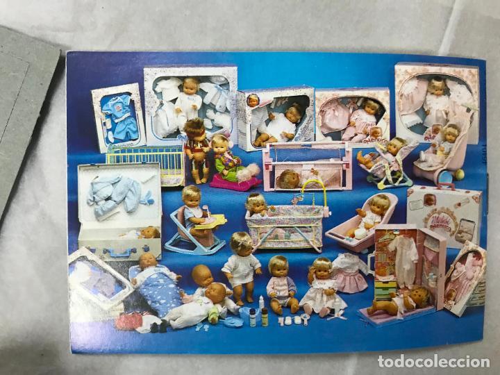 Juguetes antiguos: CATALOGO DE FAMOSA Y PLAYMOBIL, NENUCOS, NANCY, PIN Y PON, VER FOTOS Y DESCRIPCION, 1991/92 - Foto 12 - 182522086
