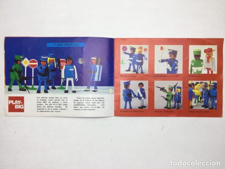 Juguetes antiguos: CATÁLOGO CEFA - FIGURAS CEFA BOYS PLAY-BIG - ORIGINAL - AÑOS 70 - Foto 6 - 169370989