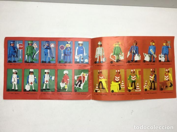 Juguetes antiguos: CATÁLOGO CEFA - FIGURAS CEFA BOYS PLAY-BIG - ORIGINAL - AÑOS 70 - Foto 10 - 169370989