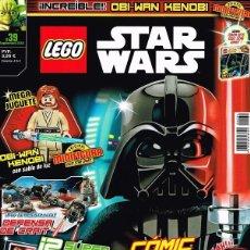 Juguetes antiguos: REVISTA LEGO STAR WARS SEPTIEMBRE 2018. Lote 169615452