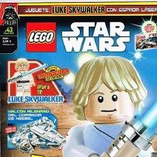 Juguetes antiguos: REVISTA LEGO STAR WARS ENERO 2019. Lote 169615464