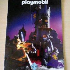 Juguetes antiguos: CATÁLOGO PLAYMOBIL 1994 JUGUETES. Lote 169671624