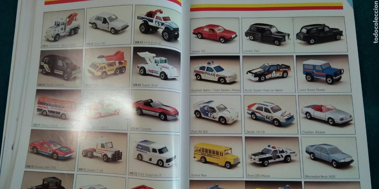 Juguetes antiguos: CATALOGO GENERAL MATCHBOX 1987 .- 132 PAGINAS - Foto 5 - 170285392