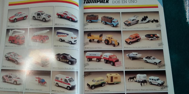 Juguetes antiguos: CATALOGO GENERAL MATCHBOX 1987 .- 132 PAGINAS - Foto 6 - 170285392