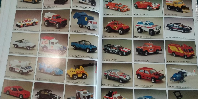 Juguetes antiguos: CATALOGO GENERAL MATCHBOX 1986 .- 92 PAGINAS - Foto 4 - 170286153