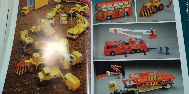 Juguetes antiguos: CATALOGO GENERAL MATCHBOX 1986 .- 92 PAGINAS - Foto 8 - 170286153