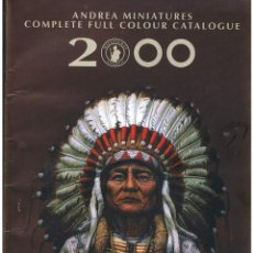 Juguetes antiguos: ANDREA 2000. Lote 171306337
