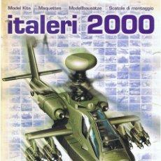 Juguetes antiguos: ITALERI 2000. Lote 171306464
