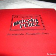 Juguetes antiguos: INTERESANTE LIBRO.EL MUNDO DE MARIQUITA PEREZ.VOLUMEN II. Lote 198742056