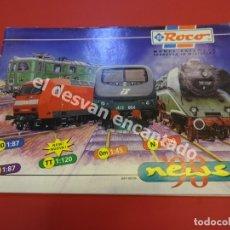 Juguetes antiguos: ROCO. CATALOGO 1998. Lote 172697929