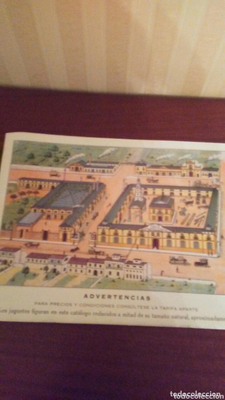 Juguetes antiguos: Catalogo de juguetes Paya ,consta de 20 hojas +portada y contraportada tota40 paginas - Foto 2 - 172917662