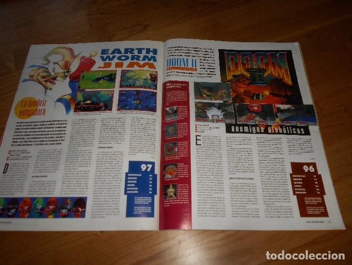 Juguetes antiguos: Revista Micro Mania Micromania Segunda epoca nº numero 79 DONKEY KONG LARRY SEGA - Foto 5 - 173467700